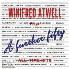 CD WINIFRED ATWELL PLAYS A FURTHER FIFTY ALL-TIME HITS LUCKY LUCKY ME MAMBO ITAL