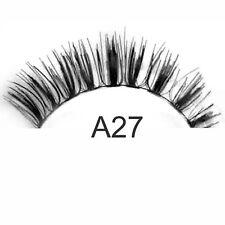 Technic Natural Lashes A27 False Eyelashes With Adhesive