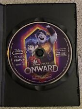 Onward (Blu-ray Disc ONLY, 2020 + Blank Case) NEVER VIEWED! SEE DETAILS!