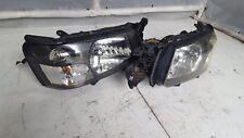 Jdm 2003-2005  Subaru Forester Sti Headlights Hid Head Light Left & Right Oem