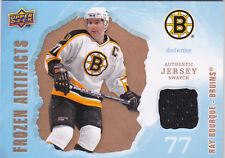 08-09 Frozen Artifacts Ray Bourque Jersey Retail