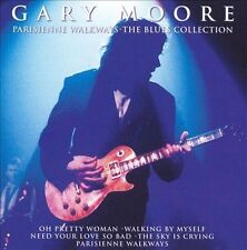 GARY MOORE Parisienne Walkways: The Blues Collection CD BRAND NEW