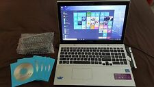 "Touch Screen Sony Vaio SVT15115CXS 15.5"" Intel i7-3rd Gen 1TB + 24GB SSD 8GB M"