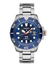 AUTHORIZED DEALER NEW Seiko SNE435 Padi Prospex Special Edition Blue Dial Watch