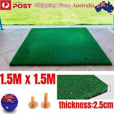 150cm Commercial Nylon Pro Golf Turf Mat Chipping Driving Range Practice Mats
