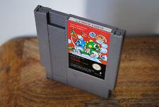 Jeu BUBBLE BOBBLE pour Nintendo NES (Pal)