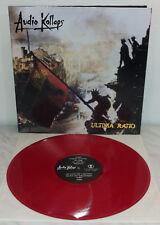 LP AUDIO KOLLAPS - ULTIMA RATIO - GERMANY - RED - GERMANY - EPI 029
