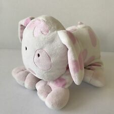"""Kid's Preferred Puppy Plush Pink and White 11"""" Hypoallergenic- 2005"""