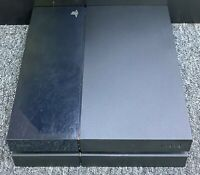 Sony PlayStation 4 500GB Console - Jet Black **FAULTY**