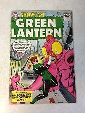 GREEN LANTERN in SHOWCASE #24 awesome KEY ISSUE, 3RD GREEN LANTERN, 1960