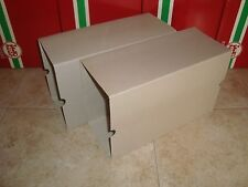 Lgb Toytrain 94000 Series Freight Car Back Opening Outer Cardboard Box Sleeves!