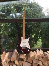 E-Gitarre Stratocaster-Style Marke Cane, selten und gut