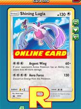 Shining Lugia - for Pokemon TCG Online ( DIGITAL ptcgo in Game Card)
