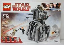 LEGO 75177 Star Wars First Order Heavy Scout Walker 554pcs New in Hand Free Ship
