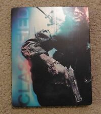Call of Duty Black Ops Steel Book playstation 3 PS3