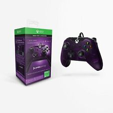 Wired Controller for Xbox One, Xbox One X and Xbox One S 048-082-NA-PR, Royal Pu