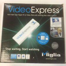 New Miglia Video Express for Original iPod & Apple TV