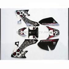 For Honda CRF 50 3M skull sticker/decals/Paster/graphic CRF50 dirt bike/pit bike