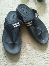 Women's Skechers Walk & Work Out Thong Flip Flop Sandals》Cushioned Insole》Size 7
