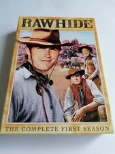 Rawhide - The Complete First Season (2006, DVD) 7-Disc Set - Region 1 NTSC