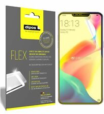 3x Oppo R15 Screen Protector Protective Film covers 100% dipos Flex