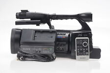 New ListingSony Pmw-Ex1 Xdcam Ex Hd Camcorder Video Camera #342