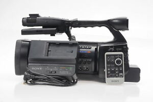 Sony PMW-EX1 XDCAM EX HD Camcorder Video Camera #342