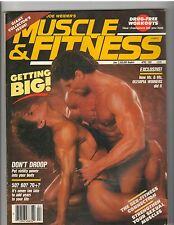 Muscle & Fitness Bodybuilding Magazine/Diana Dennis+Kevin Lawrence 4-87