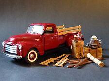 Franklin Mint 1950 GMC 150 Pickup Truck 1:24 Scale Diecast Cowboy Model