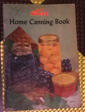 Vintage Kerr Home Canning Book (1950)