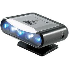 VisorTech Intelligenter TV-Simulator zur Einbrecher-Abschreckung mit 5 LEDs