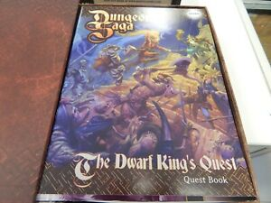 DUGEON SAGE -THE DWARF KINGS QUEST by Mantic