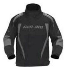 CAN AM BLACK / GREY WINTER RIDING JACKET ATV SIDE BY SIDE 2862950990 OUTLANDER