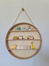 Ferm LIVING Round Dorm - Wooden Shelf