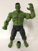 NEW Marvel Legends Avengers Endgame Build-A-Figure PROFESSOR Hulk BAF (COMPLETE)