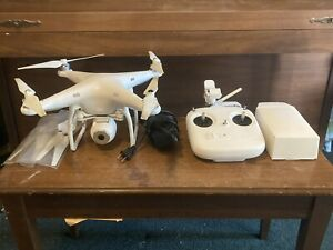 DJI Phantom 2 Vision Drone Almost Brand New Works Perfect! WIFI Camera