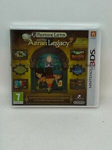 Professor Layton and the Azran Legacy - Nintendo 3DS - BRAND NEW SEALED - PAL UK