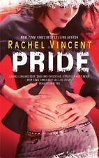 Pride (Shifters),Rachel Vincent