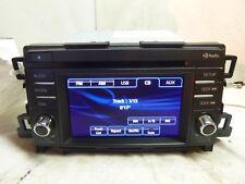 14 15 16 Mazda 6 Radio Cd Gps Navigation GJS266DV0B UNP8