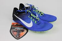 Nike Zoom Victory 3 Distance Track Cleats 835997-413 Mens Shoes W/ Spikes Sz 12