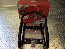 TowRax BLK Motorcycle Wheel Chock Harley GSXR YZR ZXR