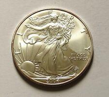 2004 AMERICAN SILVER LIBERTY EAGLE $1 ONE DOLLAR COIN