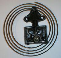 Vintage Wang Ja Ornate 35 Day Wall Clock Gong (Korea), Original Parts