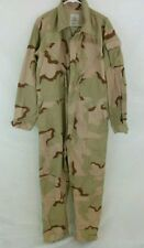 Navy Air Army DCU Desert Camo Type II Cold Weather Mechanics Coveralls Medium