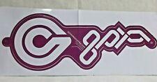 "Goya Winds Surfing Company Vinyl Windsurfing Decal Sticker Label 10.5""W X 3.75""T"