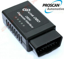 ELM 327 bluetooth suitable for WJdiag works on Jeep Grand Cherokee diagnostics