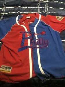 NLBM Negro Leagues Baseball Museum PHILLY STARS JERSEY Spirit of the Past Sz 4XL