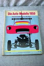 Die Auto Modelle Autokatalog 1959 Nr. 2 (b) original