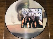 DEEP PURPLE ~ MACHINE HEAD ~ 12 INCH PICTURE DISC ~ IMPORT FROM UK