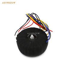 500W Black cloth OFC Toroid transformer For NAP200 Power amplifier 28V-0-28V*2